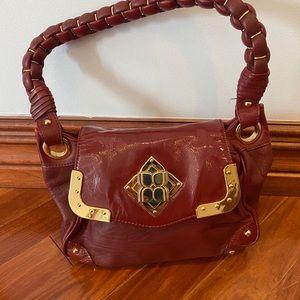 BCBG Burgundy Bag